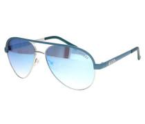 Sonnenbrille Gu7364-Bl-4 blau