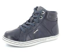 Sneaker Garcia Leder blau