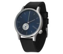 Armbanduhr 'Winston Subs' blau / schwarz