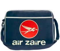 Tasche 'Air Zaire' blau