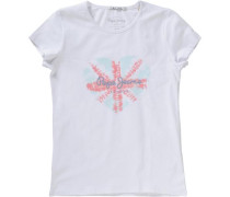 T-Shirt Celina weiß