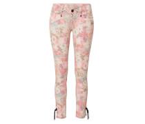 Jeans 'nena' mischfarben / rosa