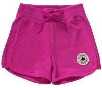 Sweatshorts pink / magenta