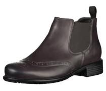 Chelsea Boots kastanienbraun / dunkelbraun