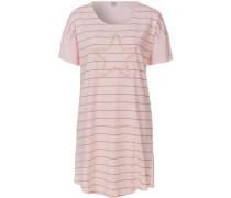 Nachthemd 'Sparkle Dreams' rosa