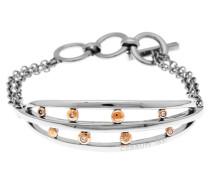 Armband 'r51085Spz' kupfer / silber