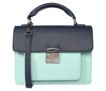 Handtasche '5 Helder' blau