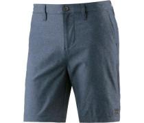 Shorts 'crossfire BIO 19' blau