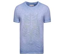 Shirt Terico blau