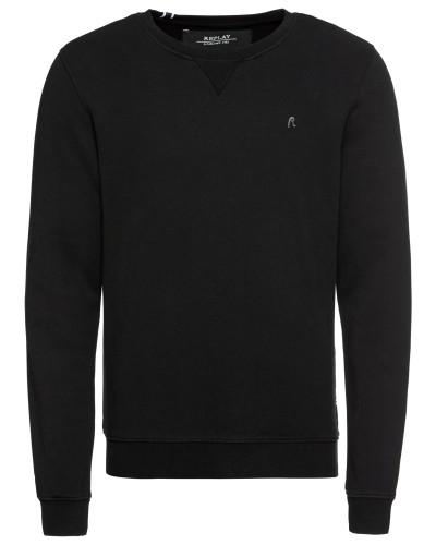 Pullover 'Sweatshirt' schwarz