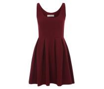 Kleid 'Skater' rot