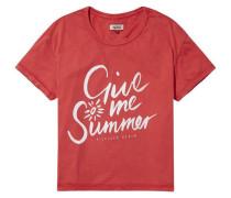 """T-Shirts """"thdw CN T-Shirt S/S 13 B"""" hellrot"""