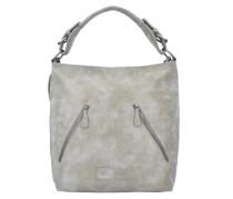 'Lovis' Vintage Shopper Tasche beige