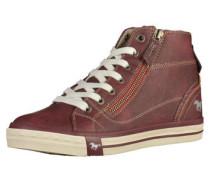 Sneaker rot / bordeaux