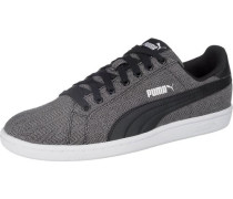 Smash Herringbone Sneakers schwarz