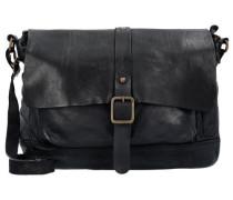 Garofano Messenger Businesstasche Leder 34 cm