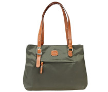 X-Bag Shopper 32 cm oliv