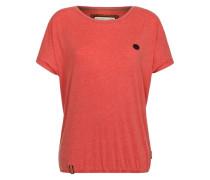 Oversized Shirt 'Acid Girl IV' pink