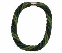Collier grün