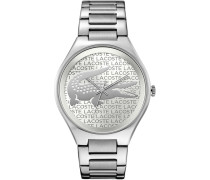 "Armbanduhr ""valencia 2000931"" silber"