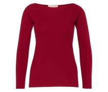 Pullover aus Schurwolle 'Barchetta' pink