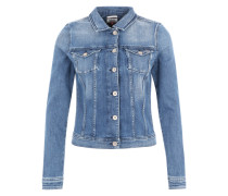 Jeansjacke 'Europe' blue denim