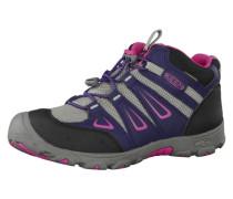 Wanderschuhe Oakridge MID WP 1015184 grau / pink / schwarz