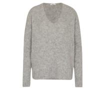 Oversized Pullover 'Lale' grau / hellgrau