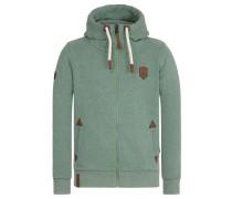 Zipped Jacket 'Schwarzkopf Iii' grün