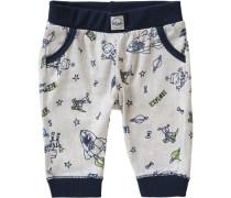 Baby Jogginghose für Jungen blau
