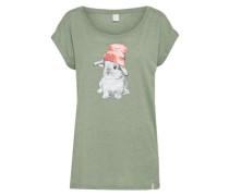 Shirt 'It Hasi' oliv