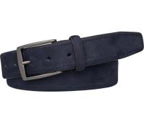 Gürtel »TH Nubuck Belt 3.5« navy