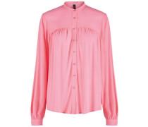 Rosarotes-Hemd pink