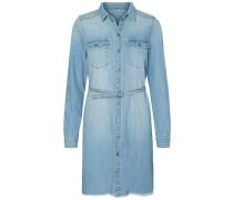 Jeanskleid Lässiges blau