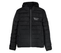 Farbstarke Funktions-Jacke schwarz