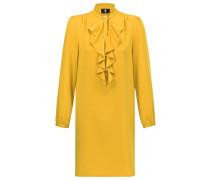 Kleid Honey curry gelb