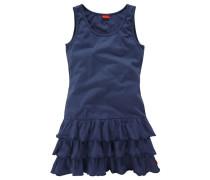 Kleid für Mädchen blau