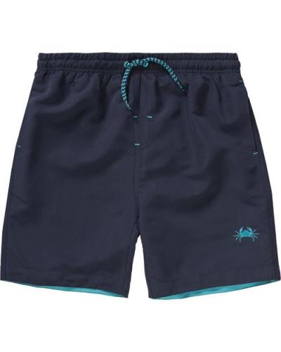 Badeshorts für Jungen blau / marine