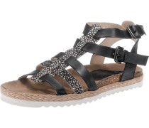 Sandaletten 'Corus' schwarz