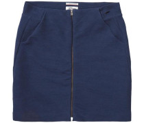 Hilfiger Denim Rock »Thdw ZIP Skirt 15« marine / dunkelblau