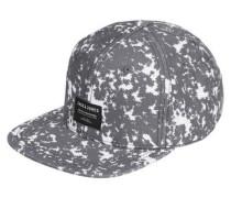 Snapback-Cap grau / weiß