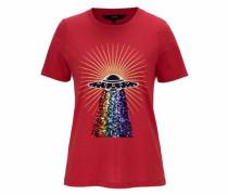 T-Shirt 'mando' rot