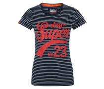Shirt 'SDIndigo' blau