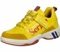 Schuhe ' Power Patch ' rot / gelb