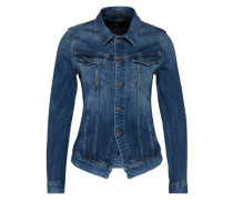 Jeansjacke '3301' blue denim