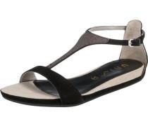 Sandaletten 'Apice' schwarz