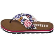 Sandale »M3285Arlow 10D2« dunkelblau / braun / rot / weiß