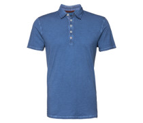 Poloshirt 'Ciranco' blau