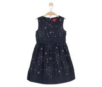 Festliches Kleid mit Alloverprint