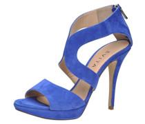 Damen Sandalette royalblau